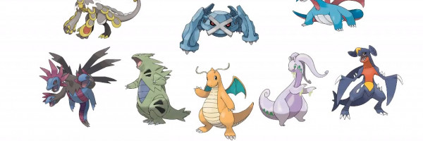 Legendaariset Pokemonit